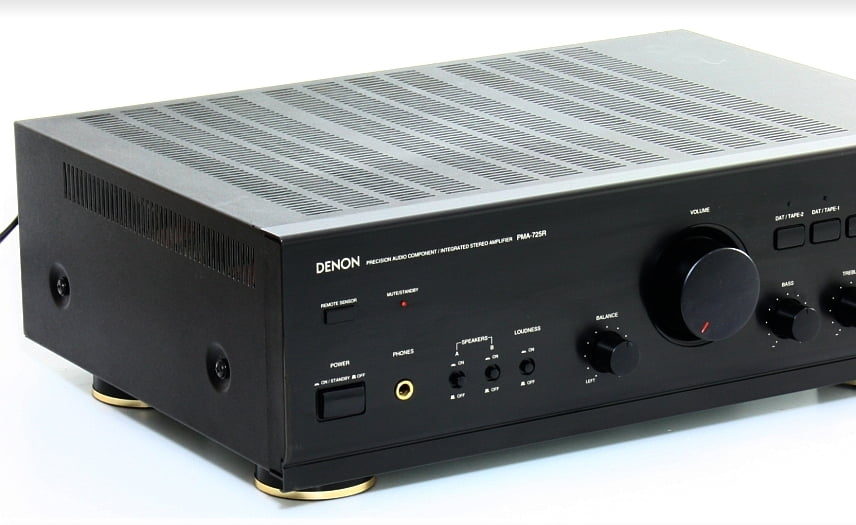 DENON PMA-725R (zintegrowany wzmacniacz audio)
