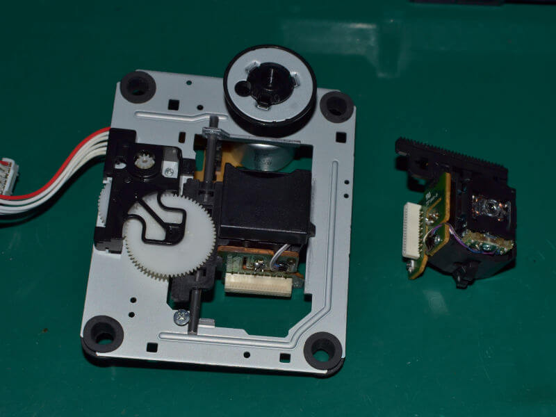 Laser odtwarzacza CD NAD 545BEE.