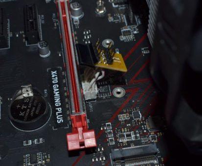BIOS MOD płyt głównych MSI B450, B450M, B450A, X470, A320M do wersji MAX