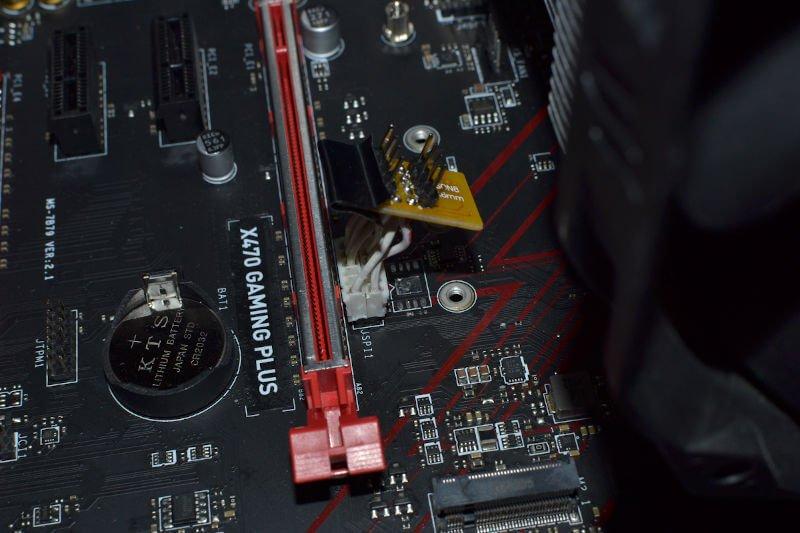 BIOS MOD płyt głównych MSI.
