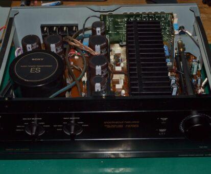 Wzmacniacz Sony TA-F670ES