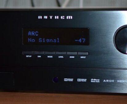 Amplituner Anthem MRX-510