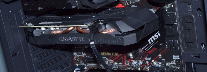 Karta graficzna do komputera PC.