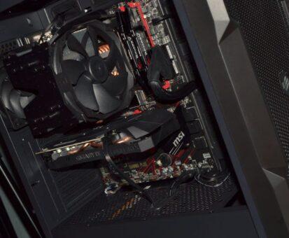 Buduję komputer PC